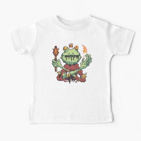 Frog King Baby T-Shirt