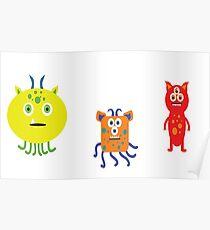 Monster Mash! Poster
