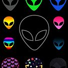 Alien Faces by EsotericExposal