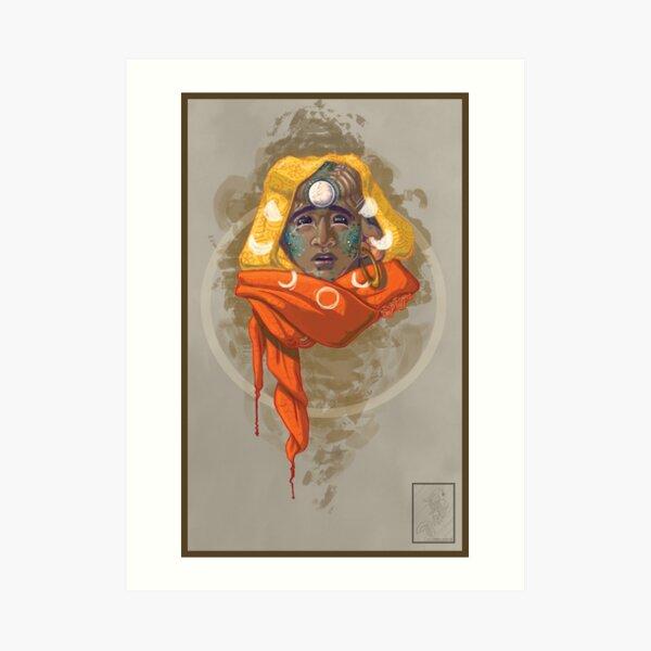 IO:I am Galilea 2.0 Art Print