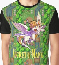 Secret of Mana - Graphic Tee Graphic T-Shirt