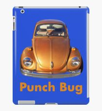 Punch Bug iPad Case/Skin