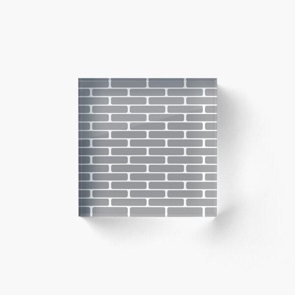 Zid Acrylic Block