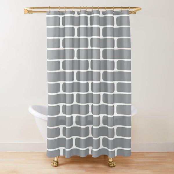 Zid Shower Curtain