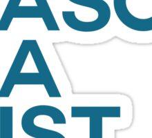 TRUMP The Reason Usa Must Protest Sticker