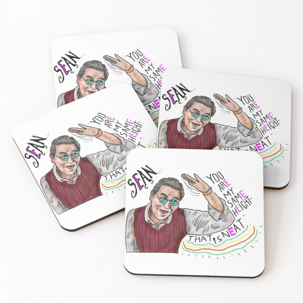 THAT IS NEAT Coasters (Set of 4)