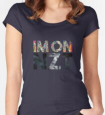 Limitless - NZT Women's Fitted Scoop T-Shirt