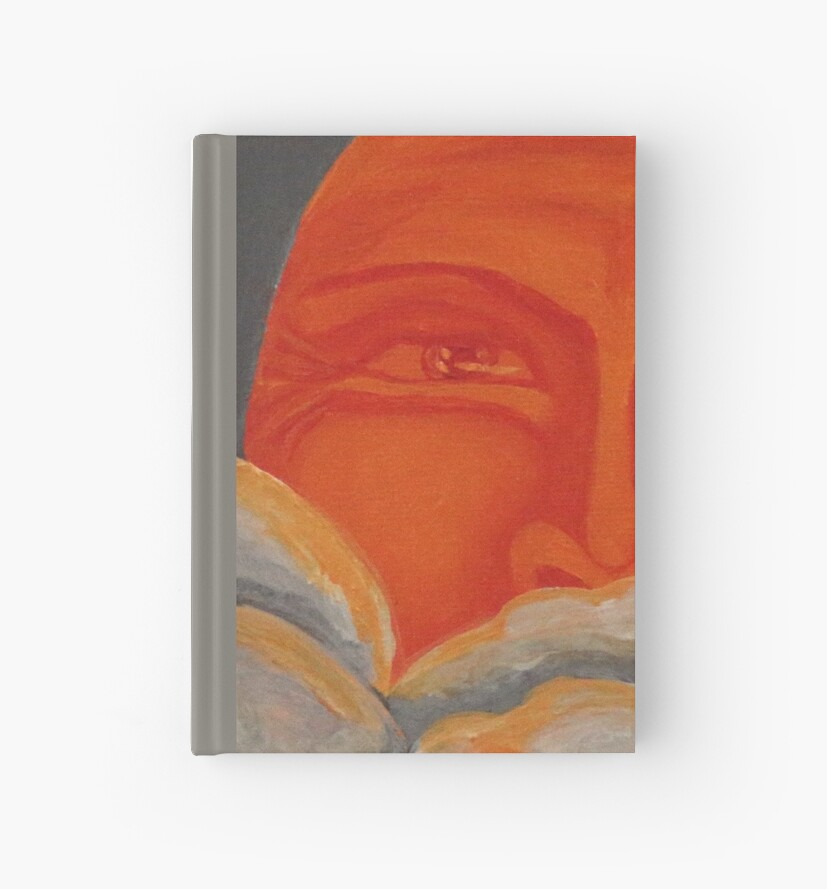 'Celestial 2016 #3' Hardcover Journal