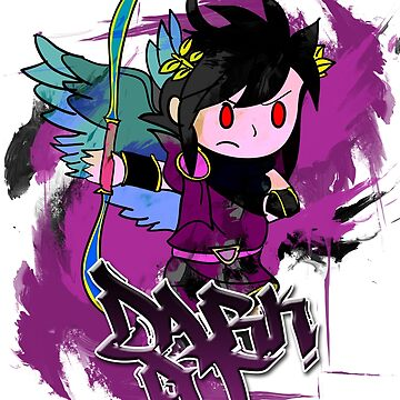 Dark Pit SSB4 Main by Ljskatergirl
