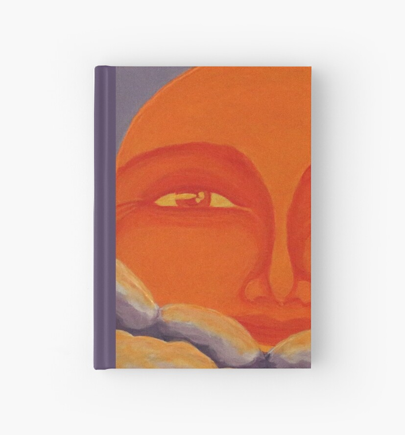 'Celestial 2016 #4' Hardcover Journal