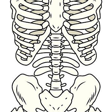 Bones by NessofOnett