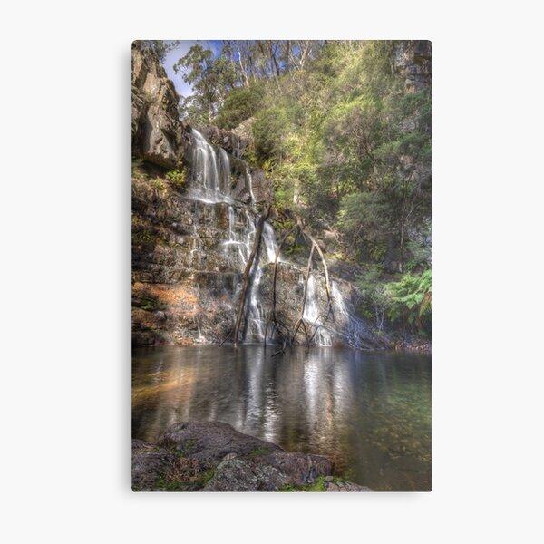 Kanangra Falls Metal Print
