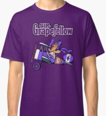 Sir Grapefellow Pop Art Classic T-Shirt