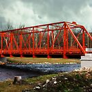 Delhi Road Bridge  by Melody Ricketts
