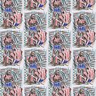 Francis Bacon Archive V (2010) (Boxing) - drawing artcollect by artcollect