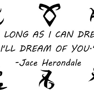 """As Long As I Can Dream..."" Jace Herondale by fanfools"