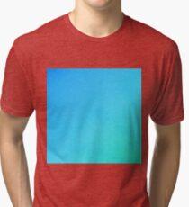 Cool gradient design Tri-blend T-Shirt