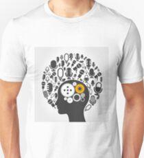 Microphone a head Unisex T-Shirt