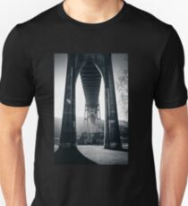 Under St. John's Bridge Unisex T-Shirt