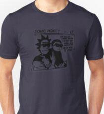 Sonic Morty v2 T-Shirt