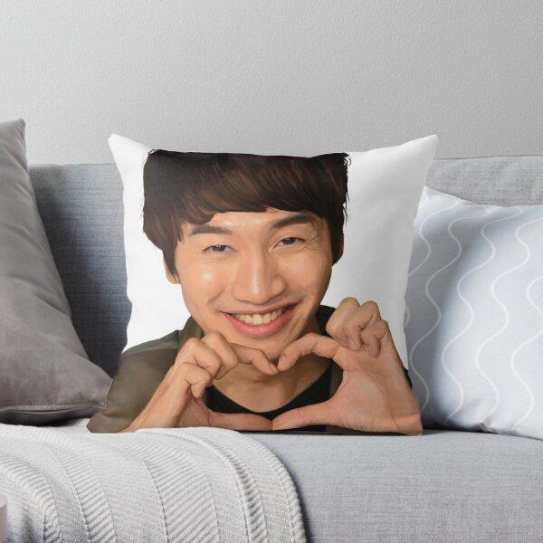 Kwang Soo Throw Pillow
