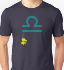 Libra with Scalemate Unisex T-Shirt