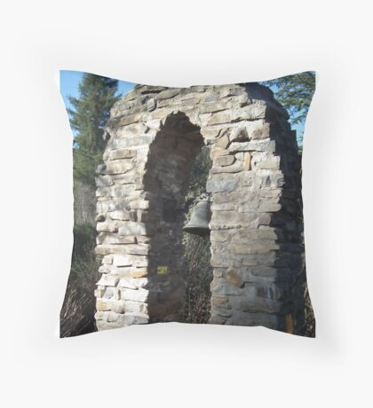 St Patrick's on the Hill Throw Pillow