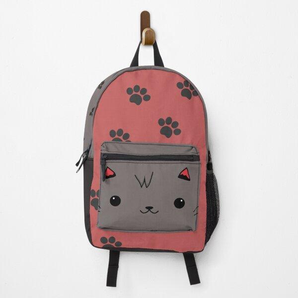 Aphmau Aaron Cat Bag Backpack