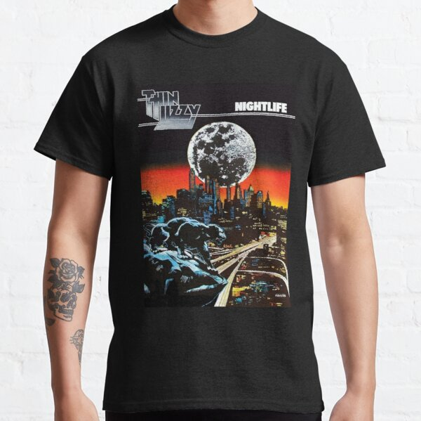 Nightlife Thin Lizzy Classic T-Shirt