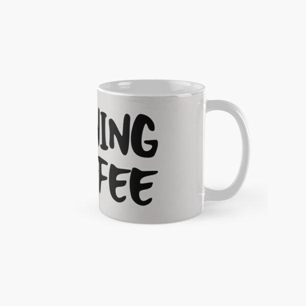 Cleaning and coffee Classic Mug