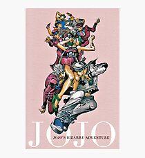 JoJo's Bizarre Adventure - JOJOS Photographic Print
