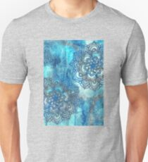 Lost in Blue - a daydream made visible Unisex T-Shirt