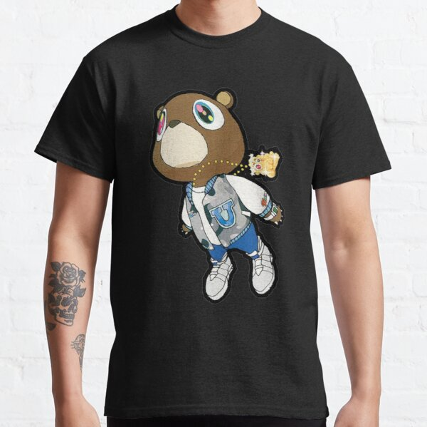 Graduation Bear Gift For Fans, For Men and Women, Family Day, Halloween Day, Thanksgiving, Christmas Day Classic T-Shirt