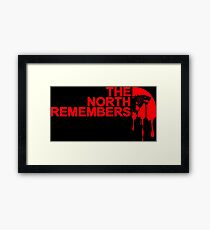 mash up TNR Framed Print