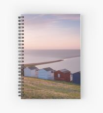 Whitstable - The Street Spiral Notebook