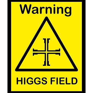 SCP Warning - Higgs Field by xebec
