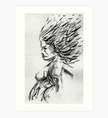 """Breeze"" Art Print"