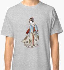 Geisha of Wolves Classic T-Shirt