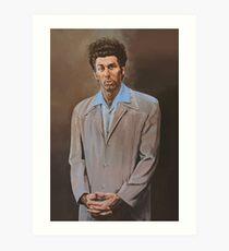 The Kramer Art Print
