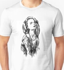 Brush Pose T-Shirt