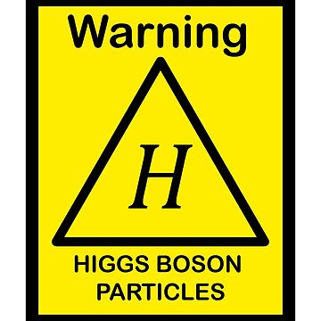 SCP Warning - Higgs Boson Particles by xebec
