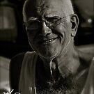 Travel Portraits . Georges . Matala . Crete (Greek: Κρήτη, Kríti ['kriti]; Ancient Greek: Κρήτη, Krḗtē). by Andrzej Goszcz. by © Andrzej Goszcz,M.D. Ph.D