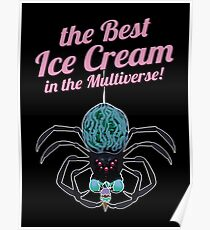 The Best Ice Cream in the Multiverse Poster