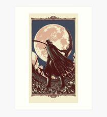 The First Hunter Art Print