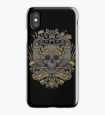ARS LONGA, VITA BREVIS iPhone Case/Skin