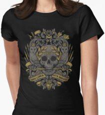 ARS LONGA, VITA BREVIS Women's Fitted T-Shirt
