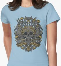 ARS LONGA, VITA BREVIS Womens Fitted T-Shirt