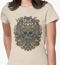 ARS LONGA, VITA BREVIS Womens Fitted T-Shirt