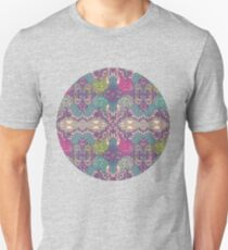 water ornamentum - in the colors of the old film Unisex T-Shirt