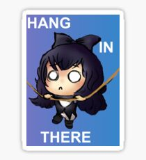 [RWBY] Hang in There! Sticker
